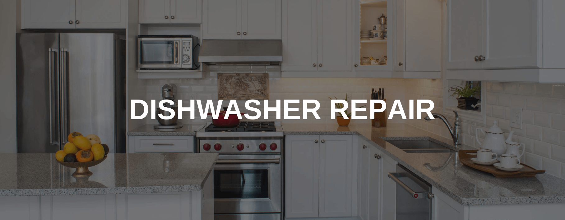 dishwasher repair middletown