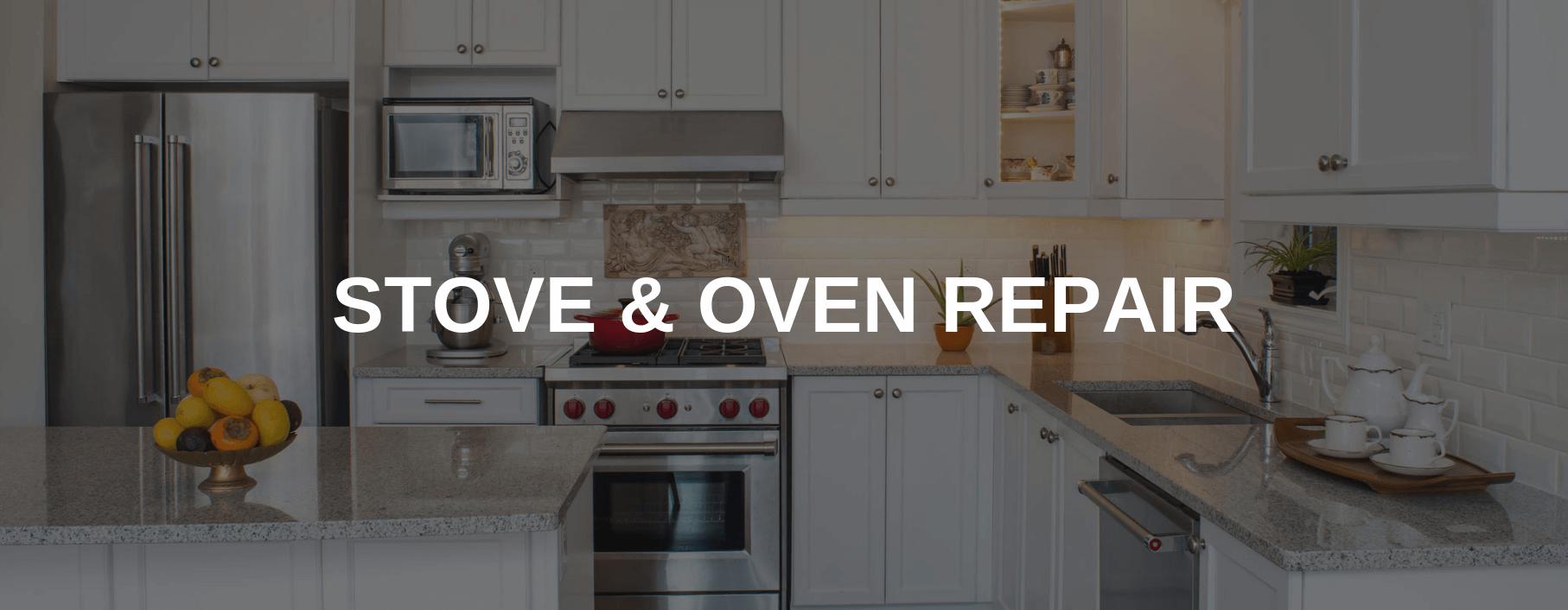 stove repair middletown
